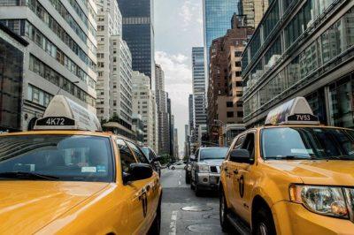 タクシー 自動運転