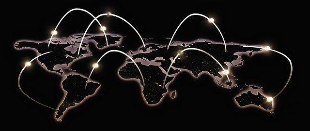 グローバル 分散